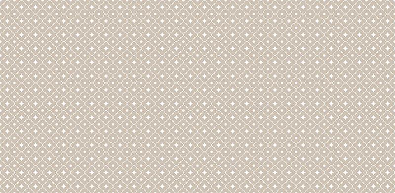 Vinylteppich Geometriches Beige